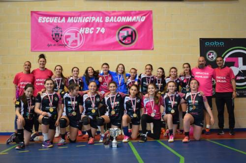 2019-05-05 Campeonas infantiles
